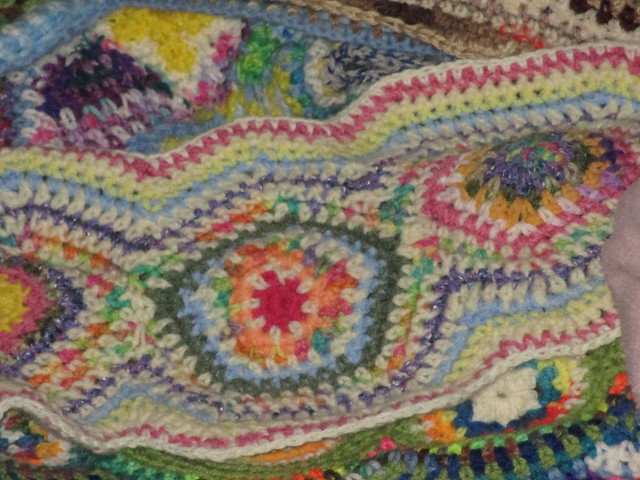 longcloth penta-grannies