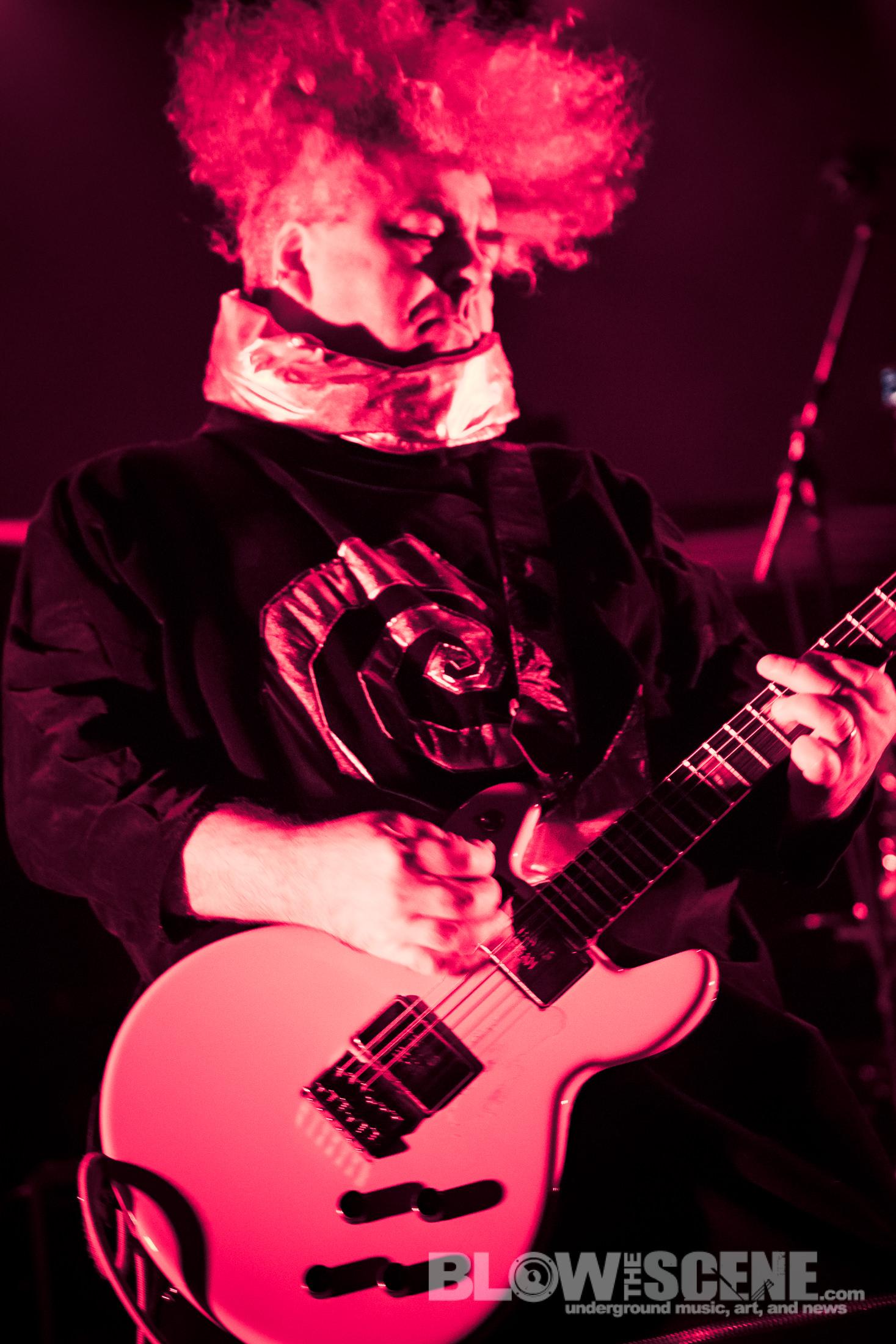 Melvins Psycho Las Vegas 2017