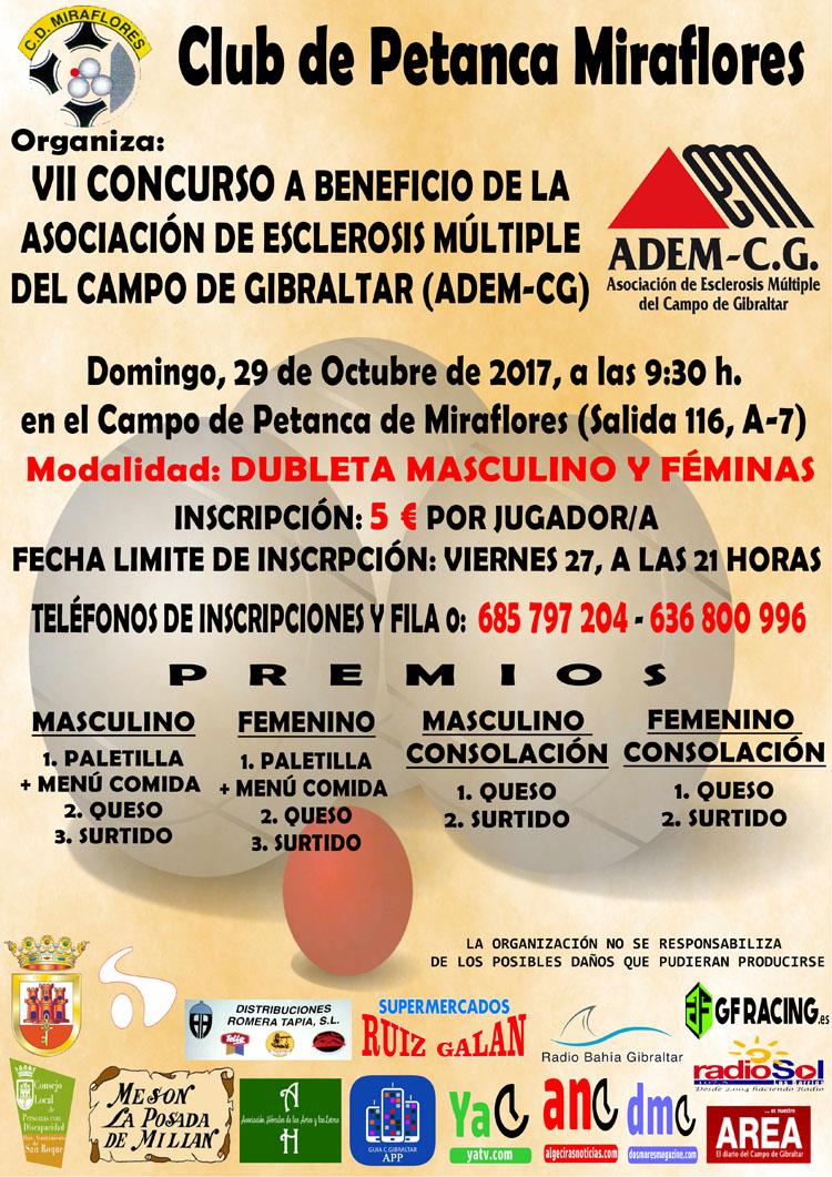 CARTEL PETANCA 29-10-2017 PRENSA2