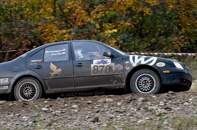 Lake Superior Performance Rally 2017