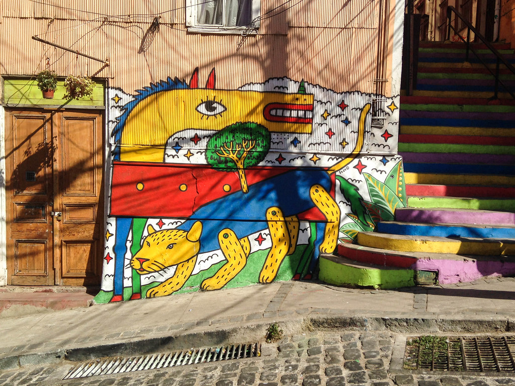 Street Art en Chile