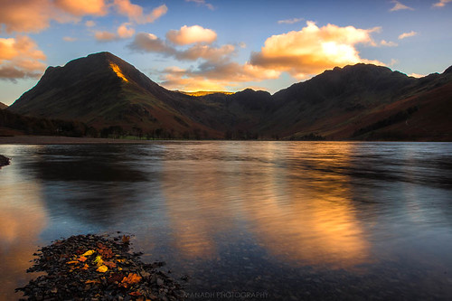 Sunset, Buttermere