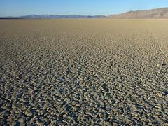 Playa surface