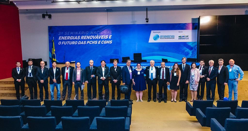 3º Seminário Nacional Energias Renováveis e o Futuro das PCHs e CGHs