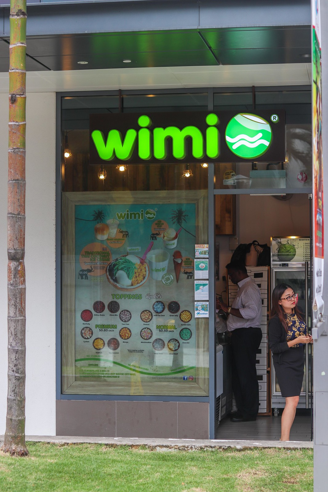 Wimi Front