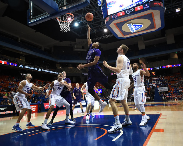 College of Idaho 69 - Boise State 74