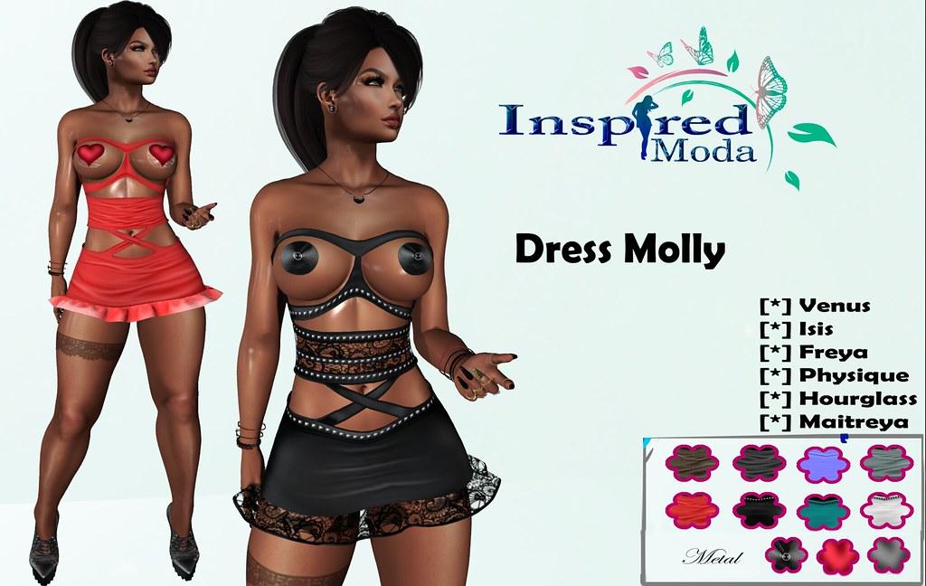 Dress Molly - TeleportHub.com Live!