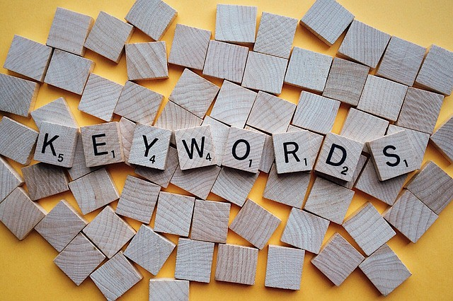 Keywords For Website Optimization