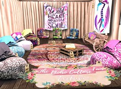 THE BOHO CULTURE FAIR ITEMS- HURRY LAST WEEK