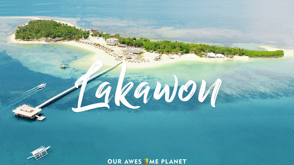 LAKAWON: Negros' Secret Paradise Retreat & TawHai Floating Bar! @LakawonIsland