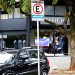 qui, 05/10/2017 - 06:48 - Visita técnica ao Bairro Cidade Nova, com a  finalidade de verificar os impactos na circulação de veículos, nos arredores da Feira dos Produtores, após a implantação do sistema de estacionamento rotativo.Foto: Rafa Aguiar
