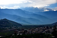 One evening at Paro