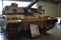 Challanger 1 Main Battle Tank.