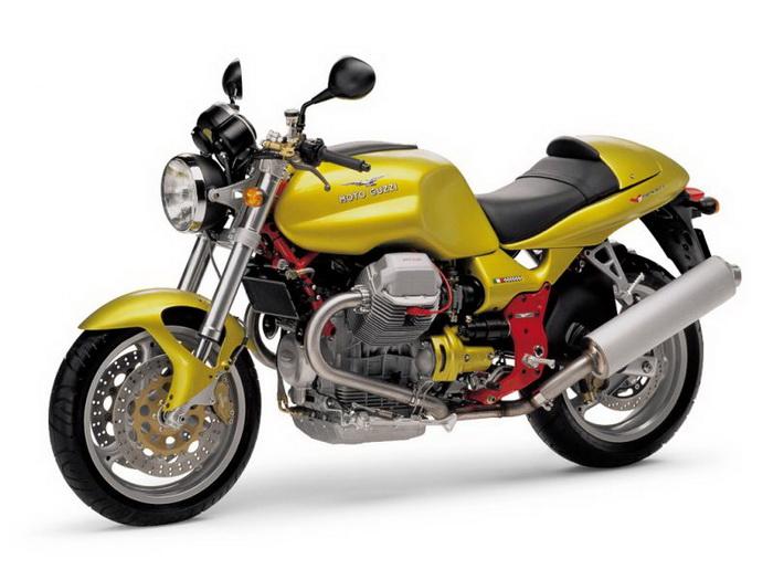 Moto-Guzzi 1100 V 11 SPORT Naked 2003 - 9