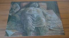 Puzzle - Dead Christ, Andrea Mantegna (1000p)