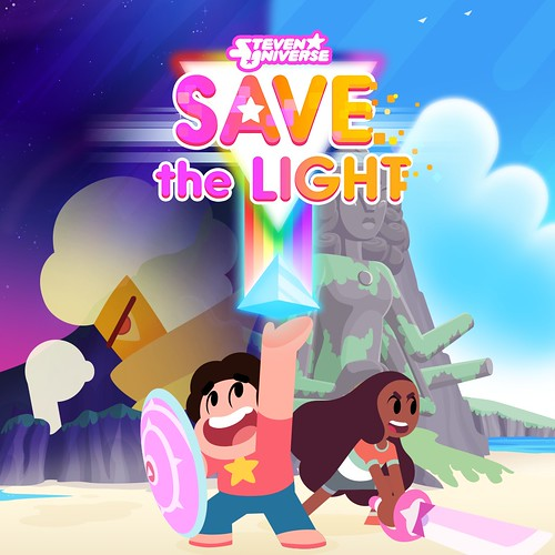 Steven Universe Save the Light
