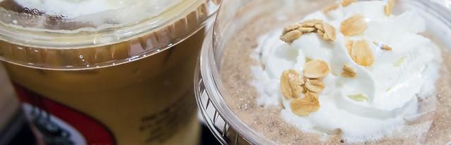 維他奶豆腐花咖啡