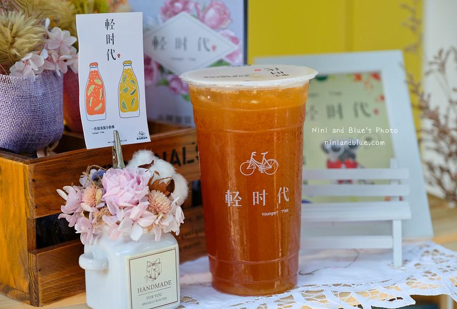 一中街美食小吃黑糖珍珠鮮奶茶05