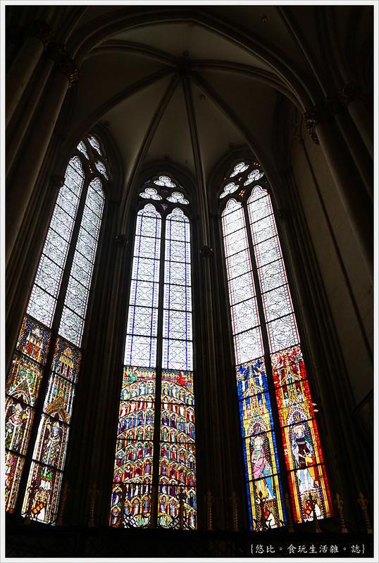 科隆大教堂-82-內部