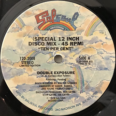DOUBLE EXPOSURE:TEN PER CENT(LABEL SIDE-A)