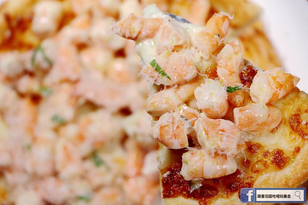 Pizzeria 義大利米蘭手工窯烤披薩餐廳135