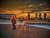 Photo:夕焼けを見ている VII By jun560