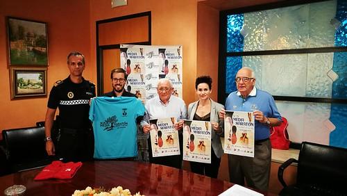 Presentación de la Media Maratón Tierra y Olivo