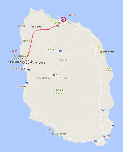 Ohshima map