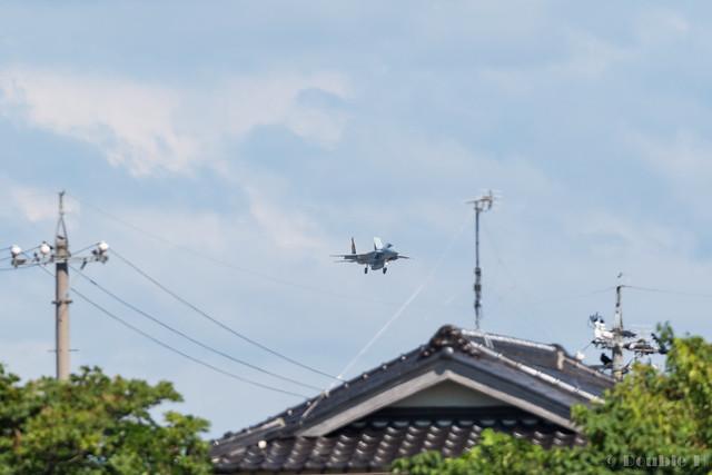 Komatsu AB Airshow Rehearsal 2017.9.14 (55) 306SQ F-15J #096