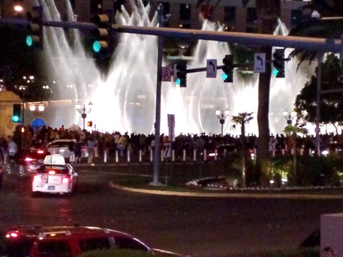 Bellagio Las Vegas 092517
