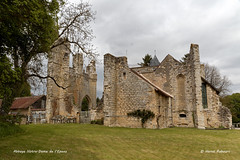 58 Donzy - L'Epeau Abbaye Notre Dame XIII - Photo of Donzy