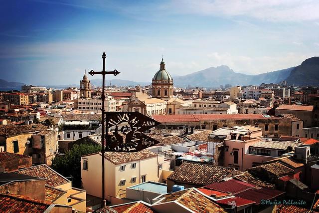 Palermo: Panorama...
