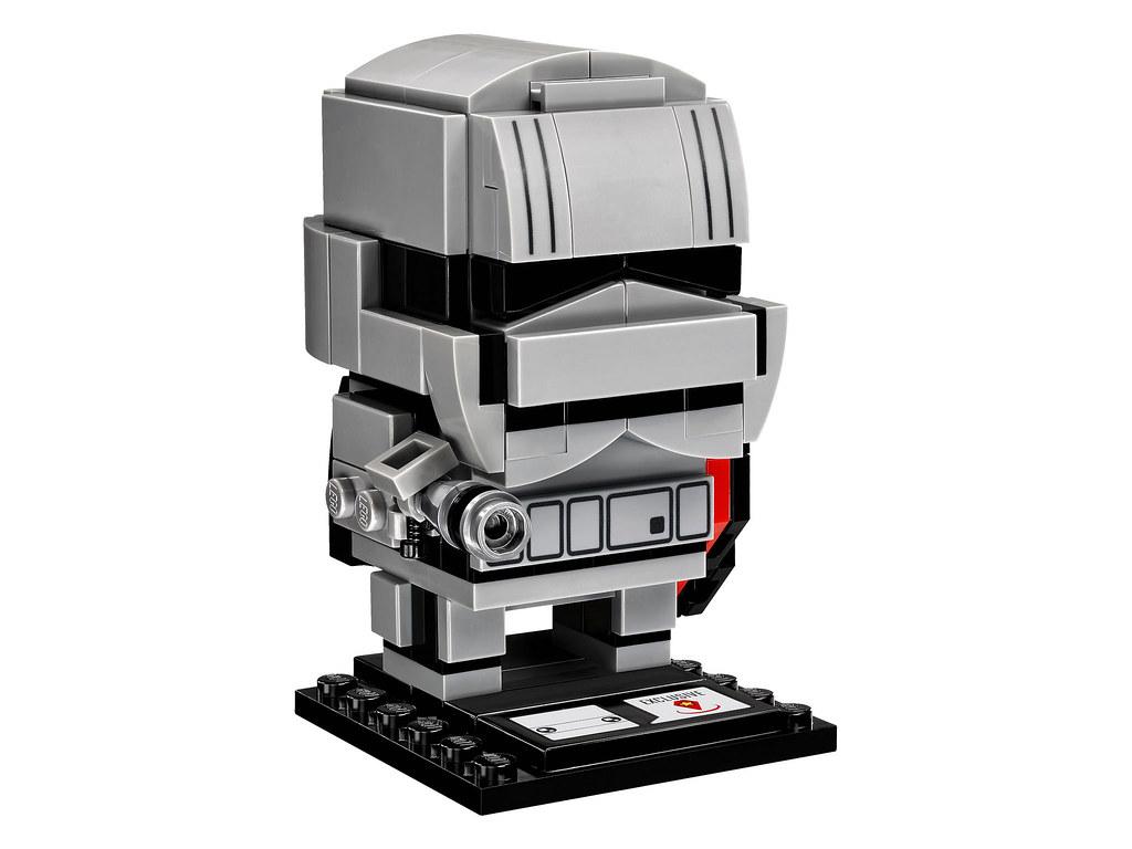 LEGO Star Wars BrickHeadz 41486 - Captain Phasma
