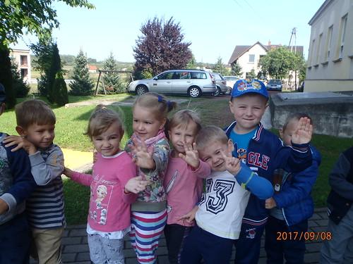 Misie i laleczki -  pierwsze  dni