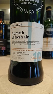 SMWS 41.99 - A breath of fresh air