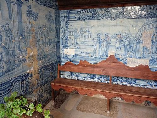 Azulejos – modrobílá krása Portugalska