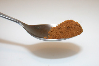10 - Zutat Zimt / Ingredient cinnamon