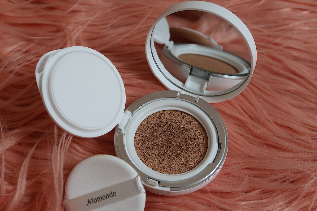 Mamonde Cover Watery Cushion