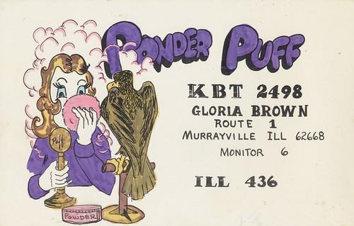 Telder: Powder Puff - Murrayville, Illinois