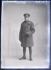 Sgt J W Emard, 29 Mar 1917