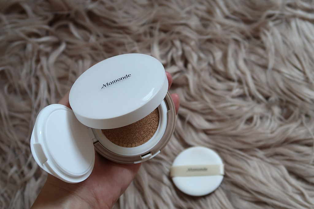 Mamonde Brightening Cover Powder Cushion 3