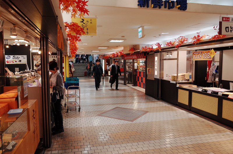 名古屋駅近鉄パッセ通路