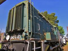 SEC 2 F class - Newport Railway Museum – 14.10.17
