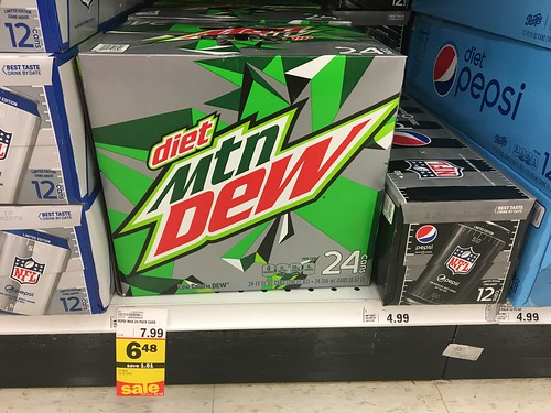 Deal on Pepsi
