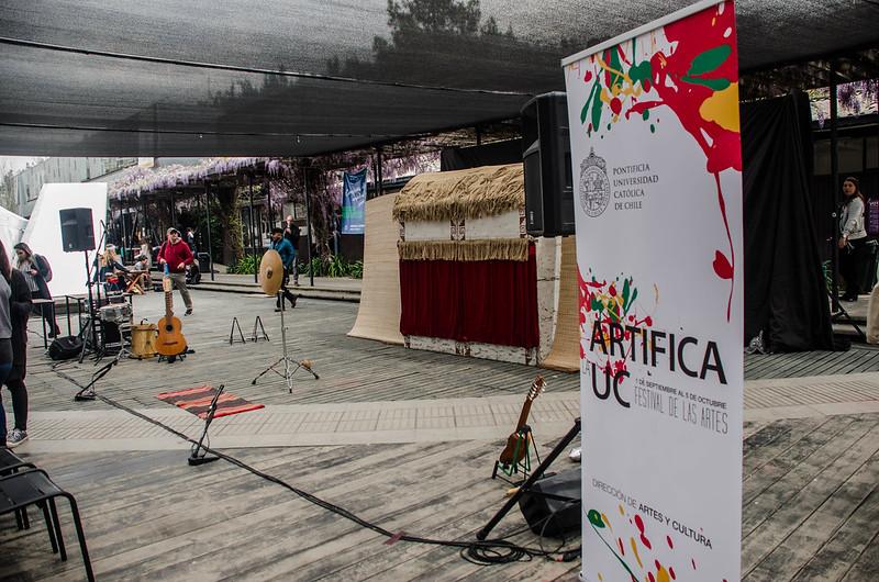 Festival Artifica 2017: La Tirana