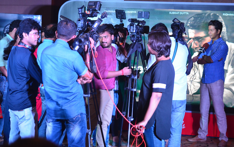 Interaction with press media