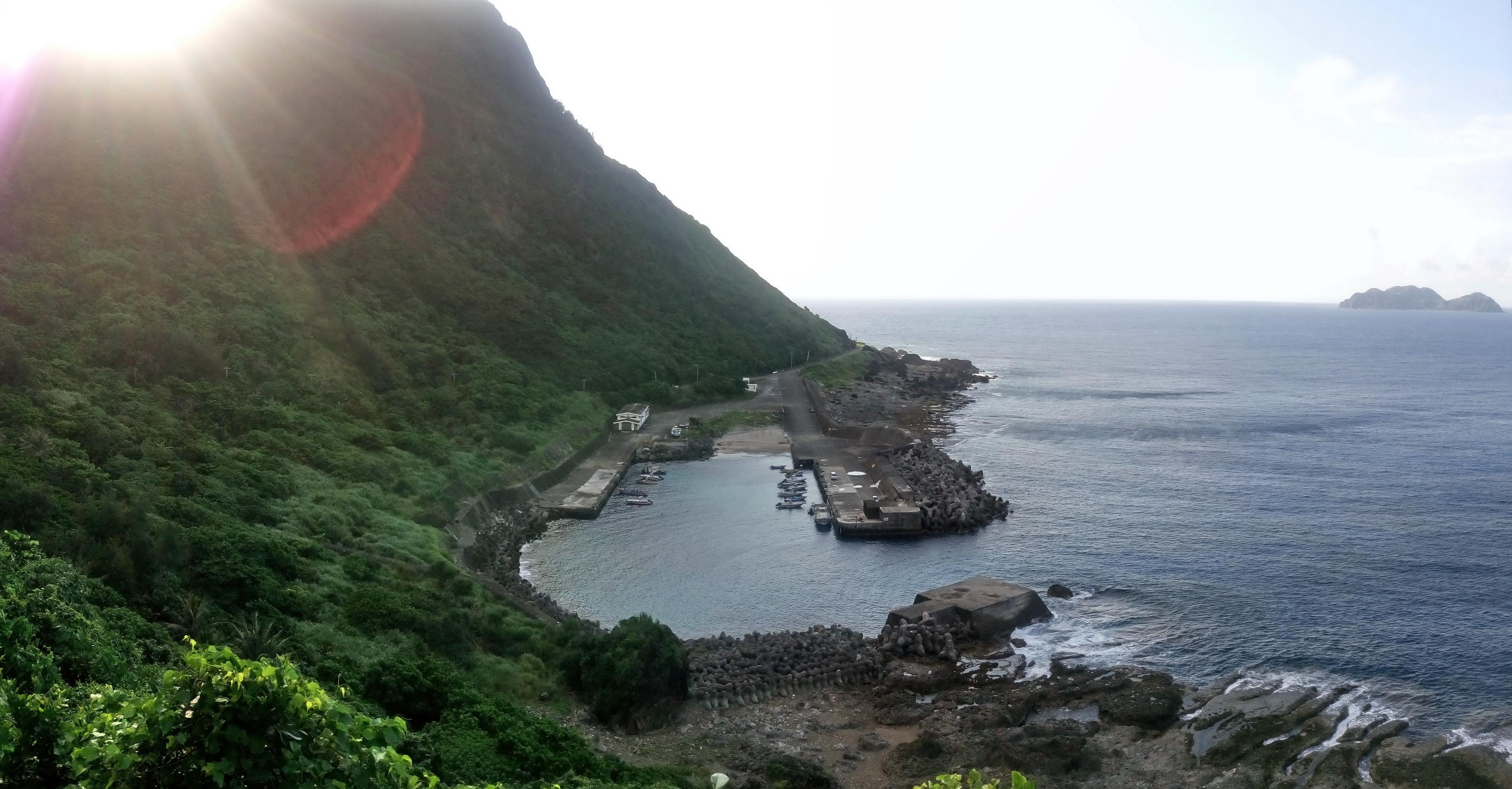 2016.05 蘭嶼馬拉松 & 潛水