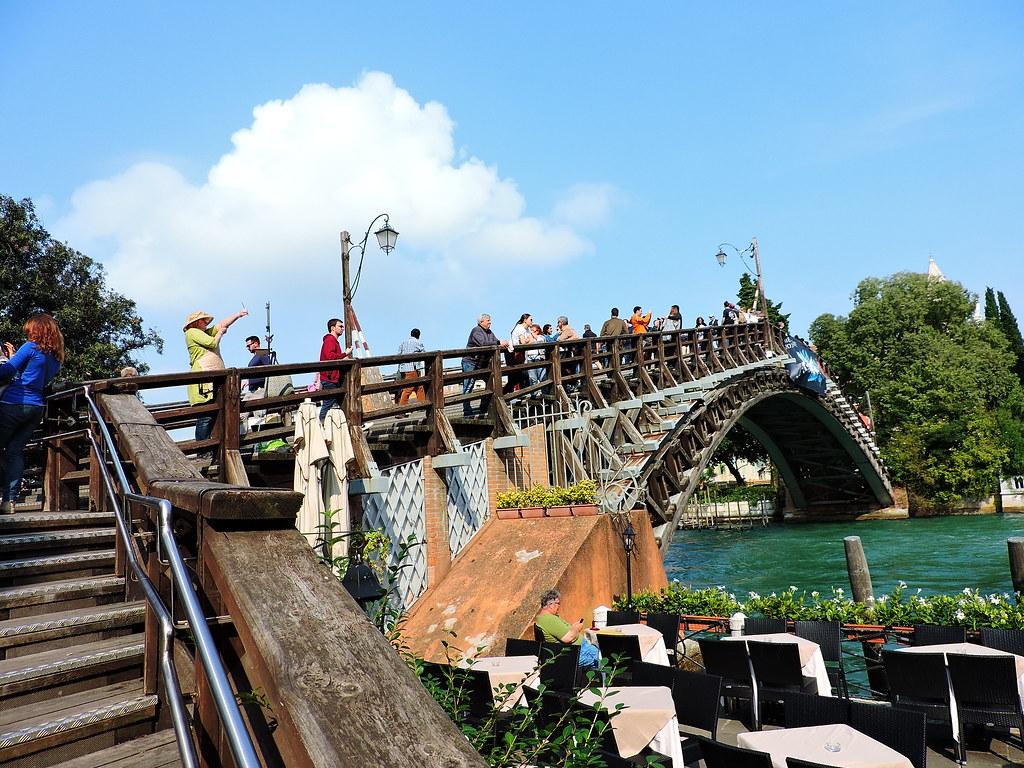 Ponte dell'Accademia, Venice