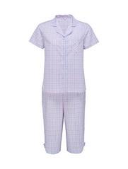฿1495 SWEET SENSATIONS ชุดนอนกางเกงสตรี รุ่น 1704HA5506 ไซส์ S สีมัลติคัลเลอร์ ลายตาราง
