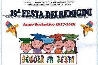 Noicattaro. Festa dei Remigini Gramsci front